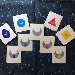 旧版タットワ瞑想カード用「水(アパス)」差分【送料込】