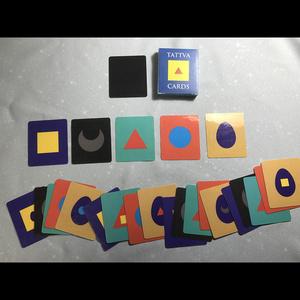 タットワ瞑想カード【送料込】