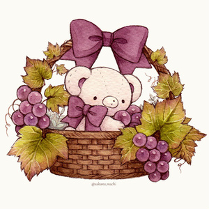 【原画】Autumn bear