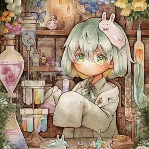 【原画】Perfumer
