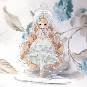 【SALE】 アクリルフィギュア*白薔薇