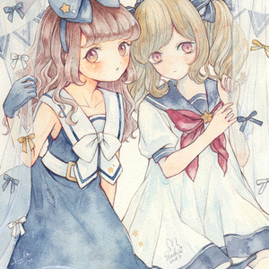 【合作原画】Sailor