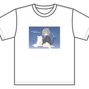 天ノ川リサデザイン姫ちゃん支援Tシャツ