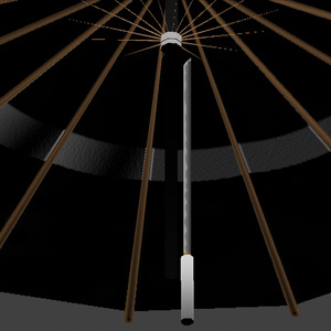 仕込み和傘