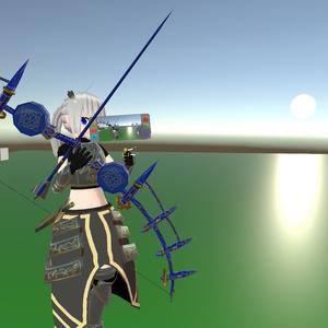 聖弓ランヤードver1.1