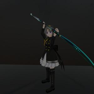 「3Dモデル」シンヤ式swordセット「3点セット」