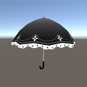 ゴシック傘ver1.0