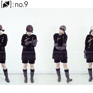 ニーアオートマタ 9Sコスプレ写真集 『Archive[S]:no.9』