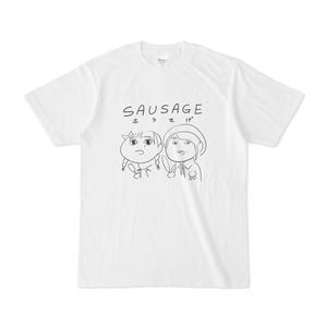さうさげ Tシャツ(白)