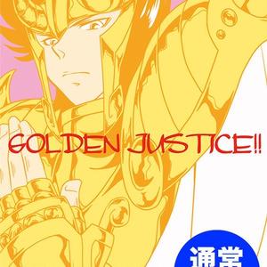 【通常配送】GOLDEN JUSTICE!!