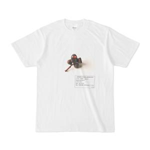 標本Tシャツ(琥珀果)