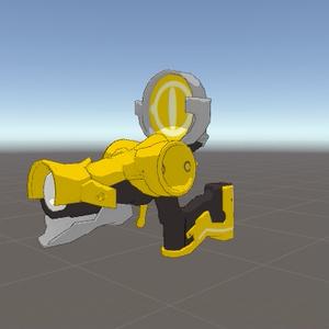電脳チップ『太陽銃』