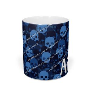 AiMマグカップ スタイル:ブルー
