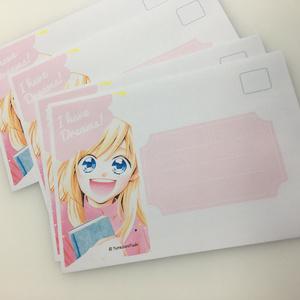 オリジナルレターセット【ゆめリスト】