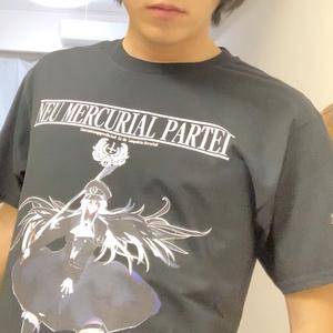 水銀党Tシャツ