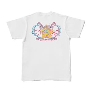 絶対遵守ついんてーる応援Tシャツ