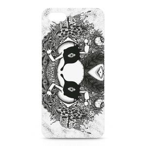 指指すカエル-iPhone 5 / 5s / SE(シンメトリー版)