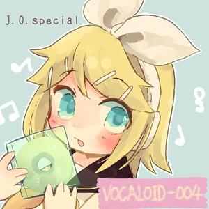 CDアルバム『VOCALOID-004』