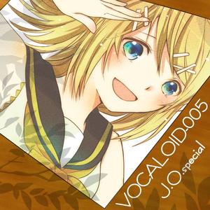 CDアルバム『VOCALOID-005』