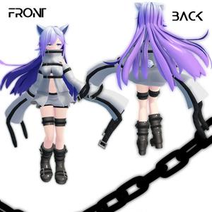 オリジナル3Dモデル『RILIAN~リリアン~』