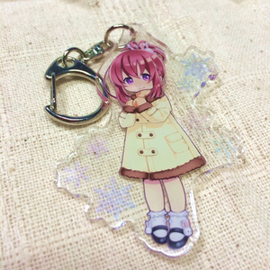 【シスプリ】千影 アクキー【完売】