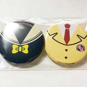 【ナナシス】エモコ制服缶バッジセット【完売】