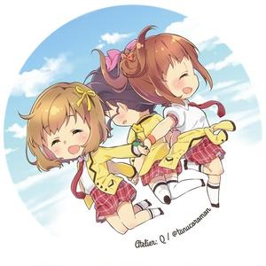 【ナナシス】ステッカー(ハロマイ)