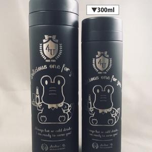 【ナナシス】わにわにサーモボトル(500ml)【完売】