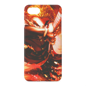 鬼滅の刃 煉獄杏寿郎 iPhoneケース