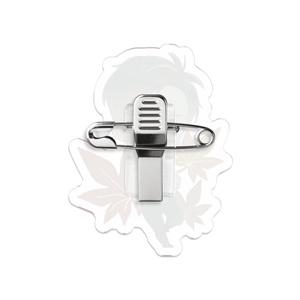 【ゆるラプソ】アクリルバッジ -茂雪ver-