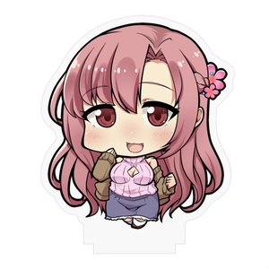 (非公式)ユキミお姉ちゃんアクリルフィギュア