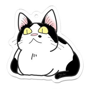 おでーふく猫キーホルダー