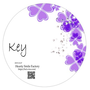 Key【Hearty Smile Factory作品】