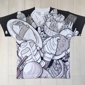 『暴食』フルグラフィックTシャツ