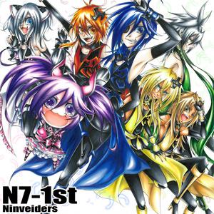 N7-1st  タペストリー(B2縦)