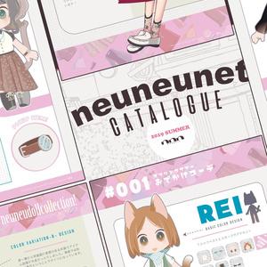 (DL版)neuneunet catalogue 2019summercollection