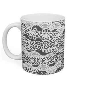 レーシーマグカップ