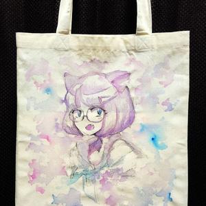 アクリルアートバッグ【猫】【送料込】