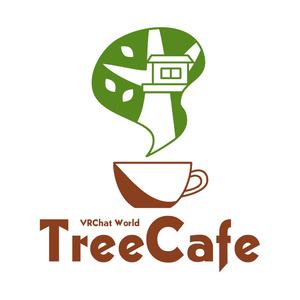 TreeCafe_Logo ロゴ画像5種