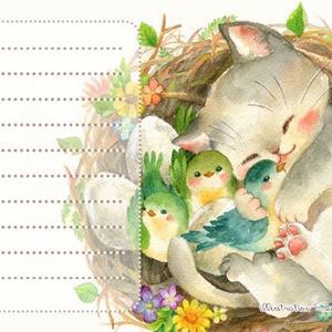 ミニメモレター「愛の巣」