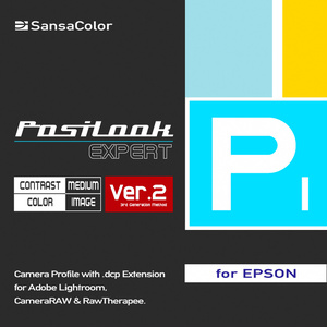 PosiLook Expert P1 Ver. 2.10 (for EPSON R-D1x)