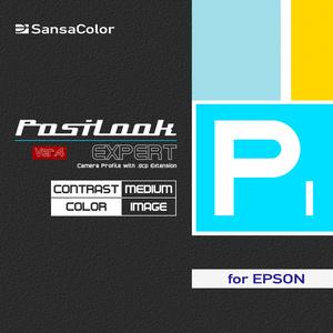 PosiLook Expert P1 Ver4.00a (for EPSON R-D1x)