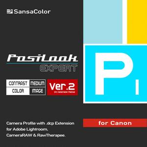 PosiLook Expert P1 Ver. 2.10 (for Canon)