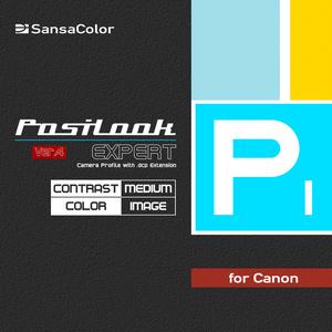 PosiLook Expert P1 Ver4.00a (for Canon)