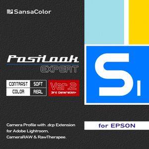 PosiLook Expert S1 Ver.2.10(for EPSON R-D1x)