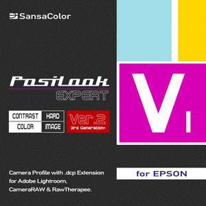 PosiLook Expert V1 Ver.2.00 (for EPSON R-D1x)