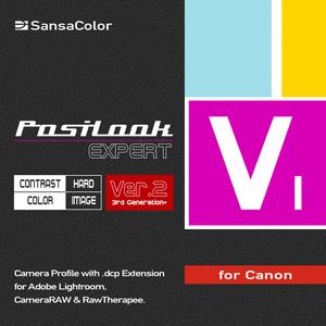 PosiLook Expert V1 Ver.2.00 (for Canon)