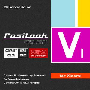 PosiLook Expert V1 Ver.2.00 (for Xiaomi YI M1)