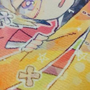 【完売】左京はぴばハンケチ