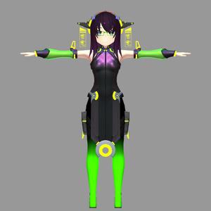 オリジナルモデル 「雷電-レイディエン-」